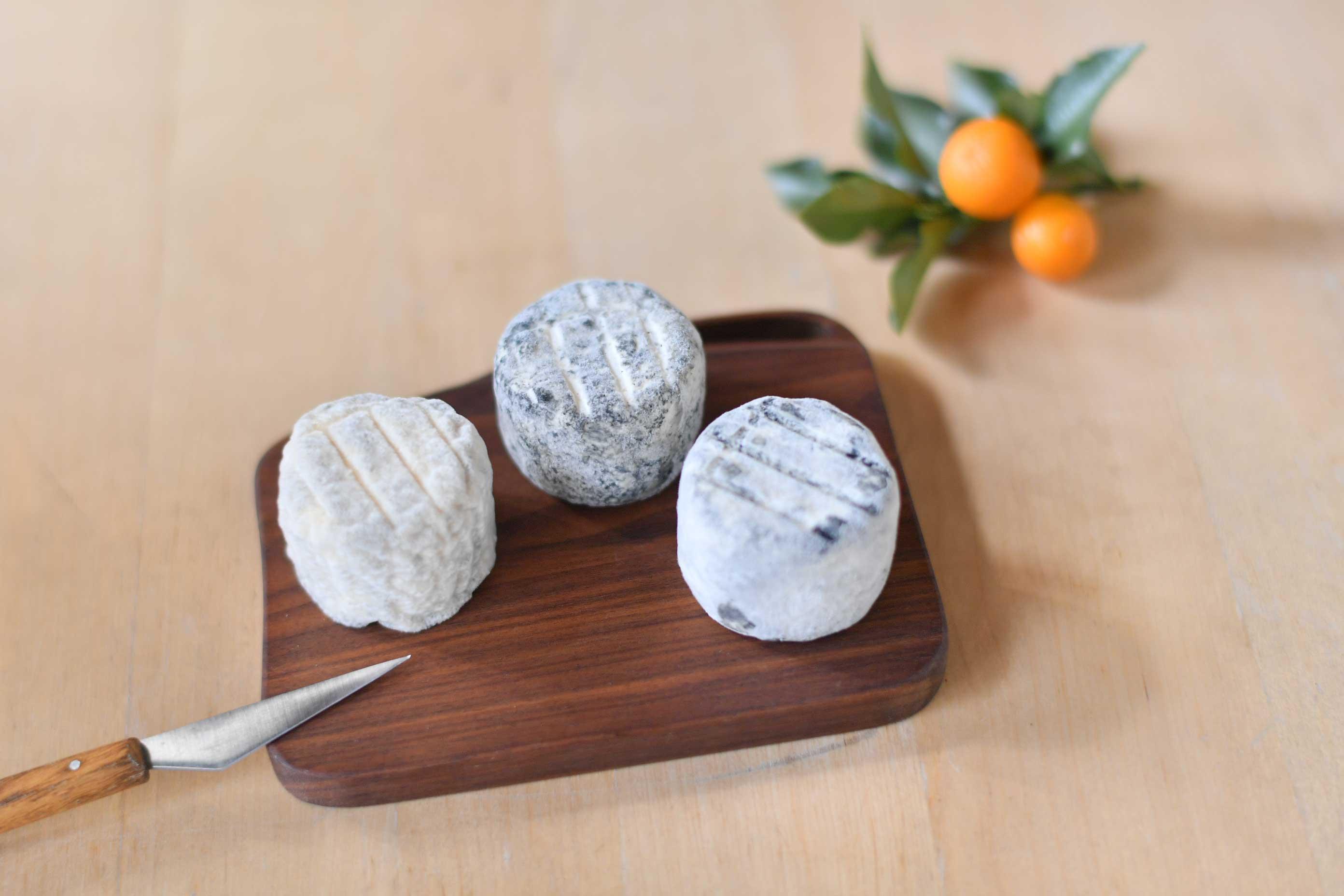 チーズ工房 千 -柴田千代のクラフトチーズ-
